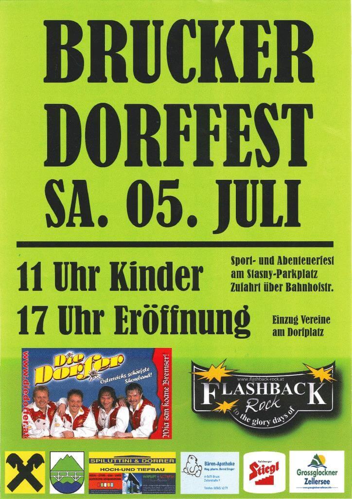 Brucker Dorffest
