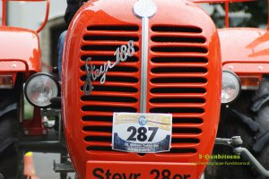 15. Oldtimer Traktoren WM 2016